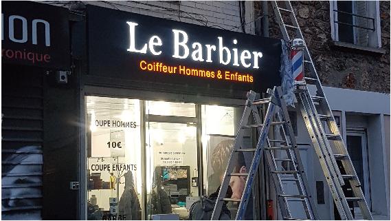 BARBIER SHOP