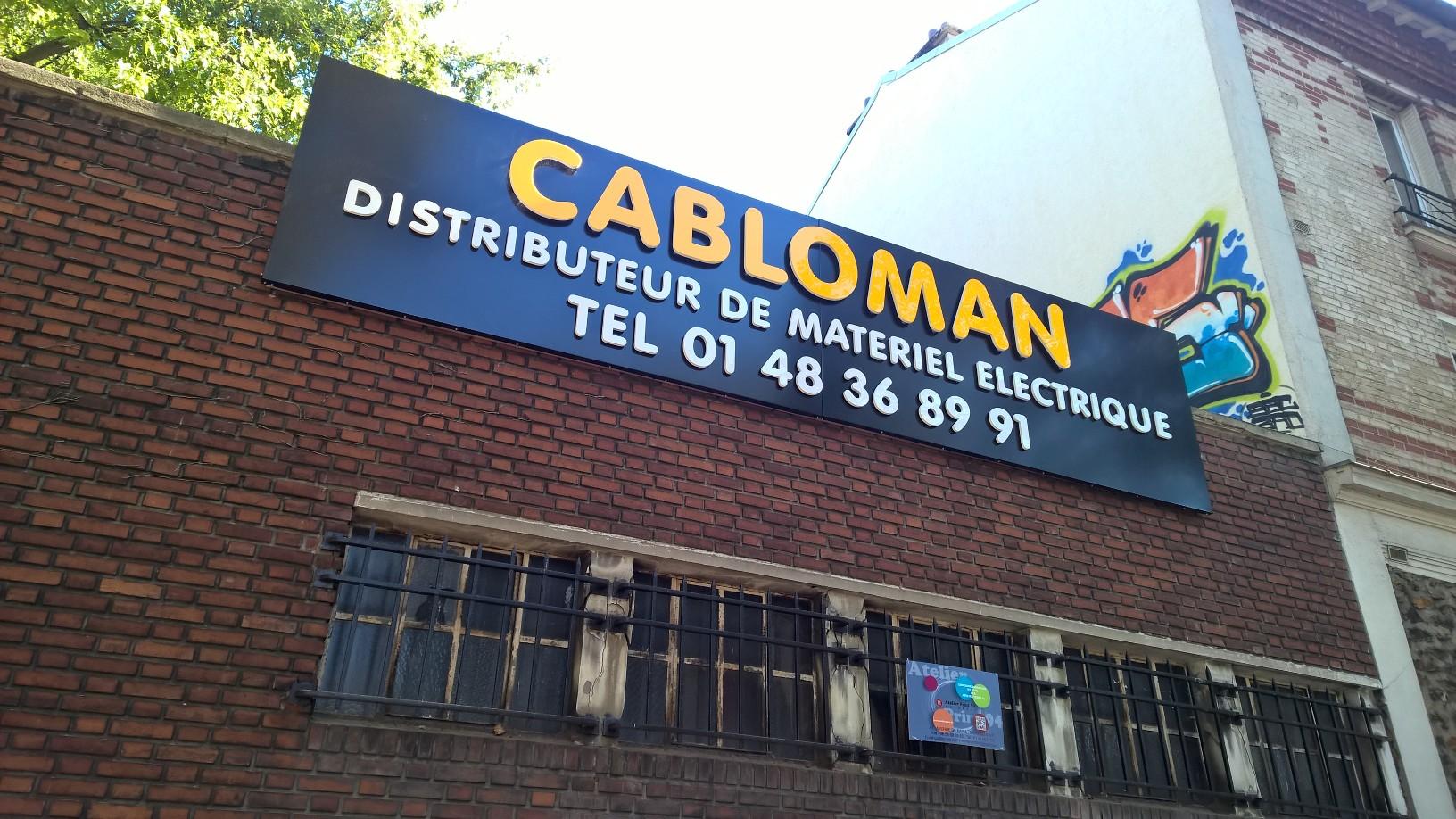 Cabloman